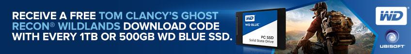 WD Ghost Recon Wildlands Game Promo