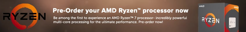 AMD Ryzen Launch