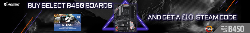 AMD B450 Motherboard