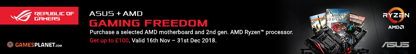 Asus Gaming Freedom Promotion