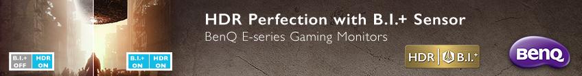 Benq HDR Perfection Monitors
