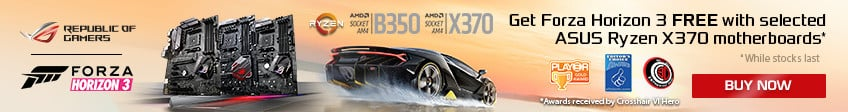 Asus Forza 3 Game Promotion