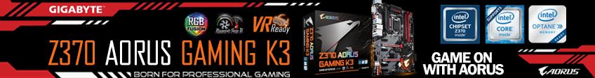 Gigavyte Z370 Aorus Gaming 3 Motherboard