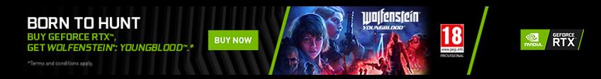 NVIDIA Wolfenstein Game Promotion