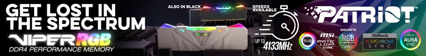Patriot Viper RGB Memory