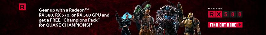 AMD Radeon Quake Promotion