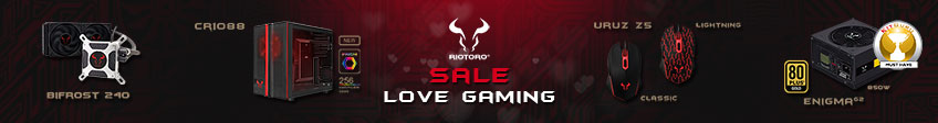 Riotoro Valentines Day Sale