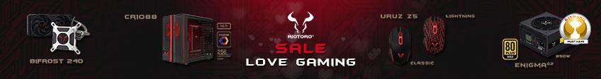 Riotoro Valentines Day Sale