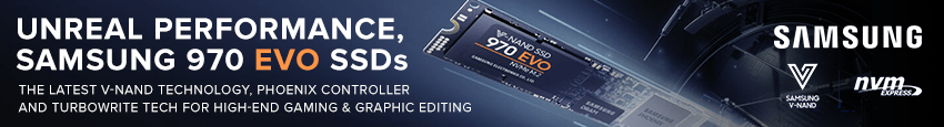 Samsung 970 Evo Pro Solid State Drives