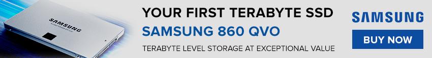 Samsung 860 QVO Pro SSD