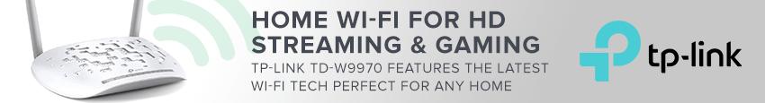 TP-LINK TD-W9970 IEEE 802.11n ADSL2+, VDSL2 Modem/Wireless Router
