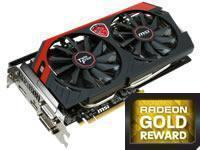 MSI Radeon R9 270X TWIN FROZR GAMING OC 4GB GDDR5