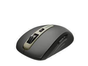 Rapoo MT350 Multi-mode Wireless Optical Mouse Black