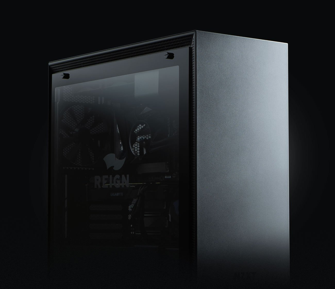 Gaming PCs - Reign Paladin Range of Gaming PCs