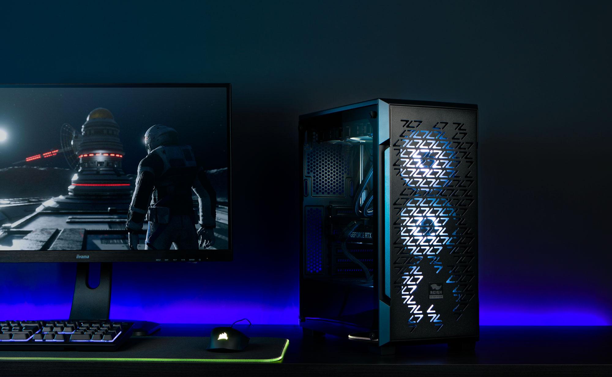 Reign Sentry, Pre-Built Gaming PC