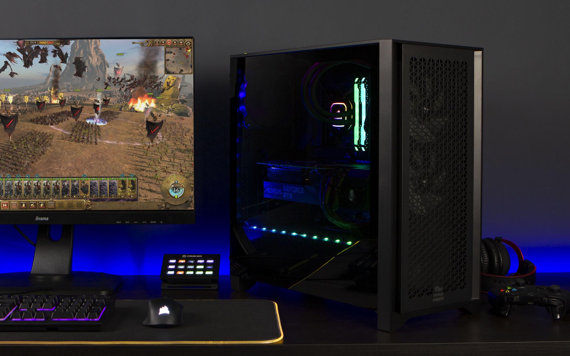 Reign Vanguard, Pre-Built Gaming PC