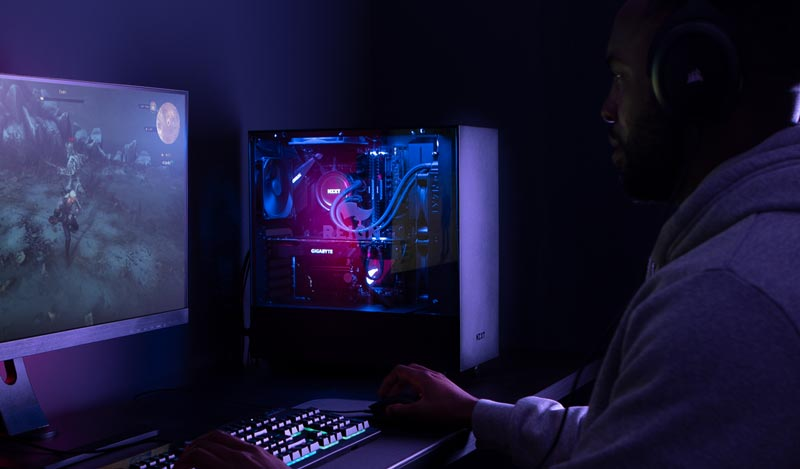 Reign Gaming PCs by Novatech - Great gaming guaranteed