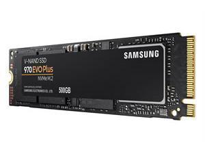 *B-stock item-90 days warranty*Samsung 970 EVO Plus 500GB NVME M.2 Solid State Drive/SSD