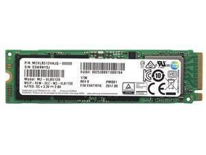 *B-stock item-90 days warranty*Samsung 512GB PM981 NVME PCIe M.2 V4