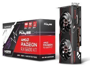 SAPPHIRE AMD RADEON RX 6600 XT PULSE 8GB GDDR6 Graphics Card