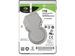 Seagate BarraCuda Pro 1TB 2.5And#34; Laptop Hard Drive HDD