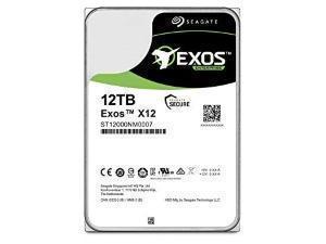 Seagate Exos X14 12TB 3.5And#34; SATA Enterprise HDD