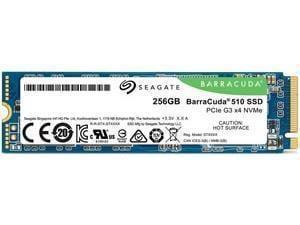 Seagate BarraCuda 510 256GB M.2 NVMe SSD
