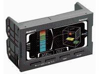 AeroCool MODERN-V Black LCD Display Fan Controller And Temperature Monitor