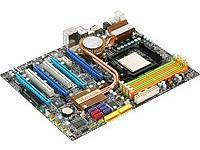 MSI K9A2 Platinum AMD 790FX PCI-E x16 SATA Raid, GB LAN, Firewire