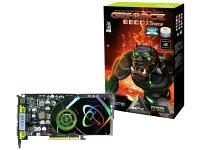 XFX Geforce 6800XTreme 256MB DDR3 AGP Dual DVI TV Out