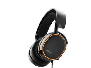 *Ex-display item - 90 days warranty*SteelSeries Arctis 5 Gaming Headset - Black