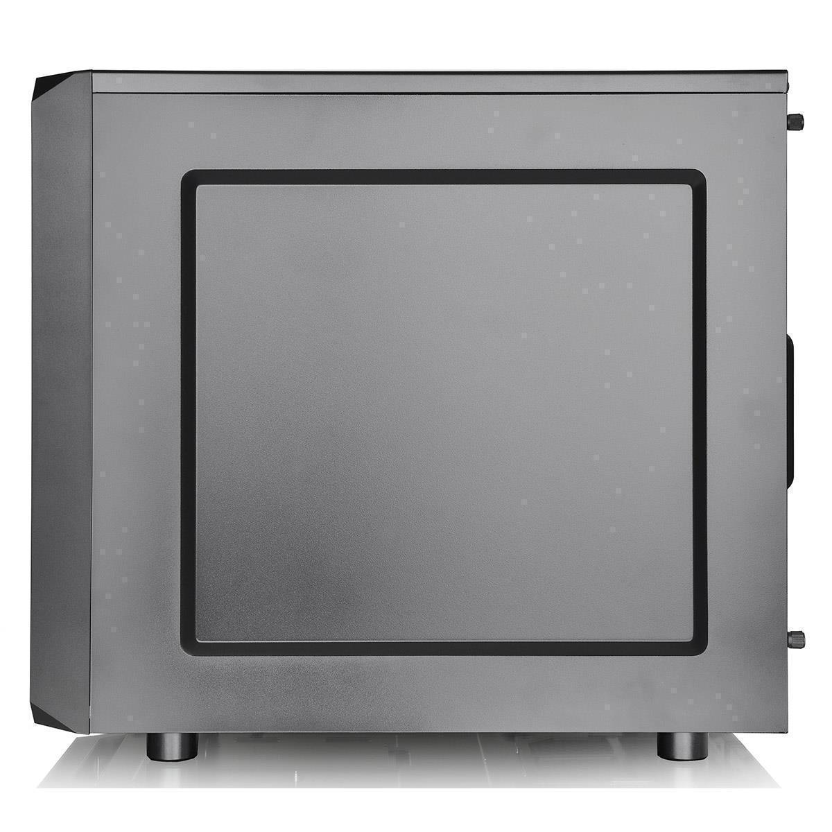 Thermaltake Versa H15 Micro Atx Case Black Novatech