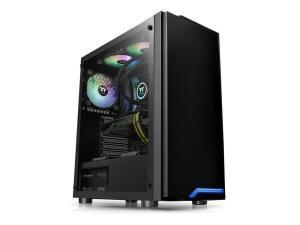 Thermaltake H100 TG Tempered Glass ATX Chassis