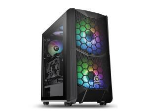 Thermaltake Commander C35 TG ARGB Edition Mid-Tower ATX Chassis