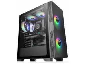 Thermaltake Versa T25 Tempered Glass Mid-Tower Chassis
