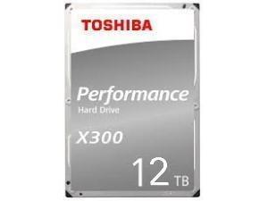 Toshiba X300 12TB 3.5And#34; Hard Drive HDD