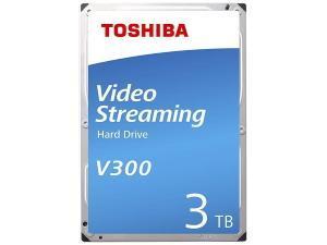 Toshiba V300 3TB 3.5And#34; Hard Drive HDD