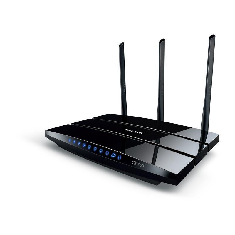 tp link archer c7 1750mbps wireless ac dual band gigabit router novatech. Black Bedroom Furniture Sets. Home Design Ideas