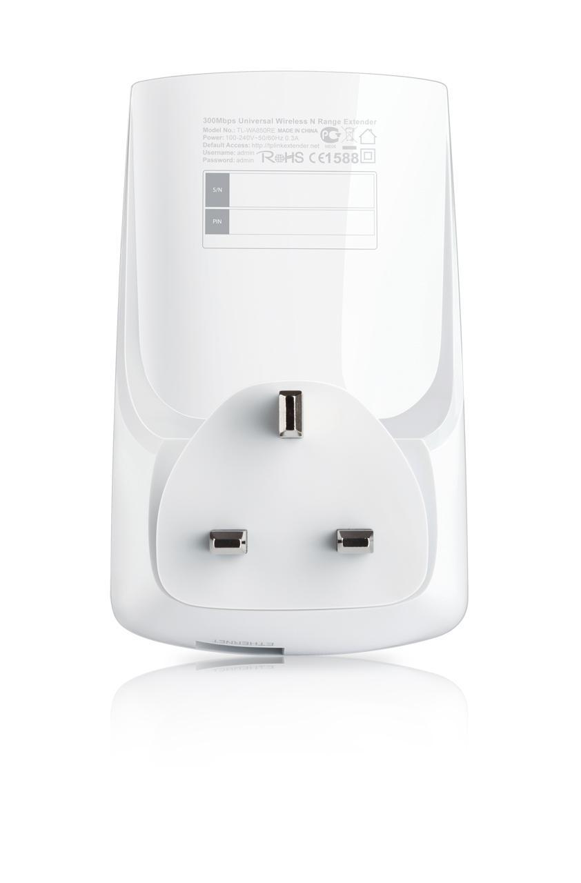 Tp Link Tl Wa850re 300mbps Wireless N Range Extender