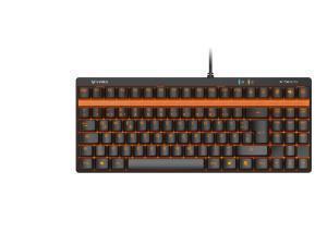VPRO V500S Mechanical Gaming Keyboard Black UK Layout