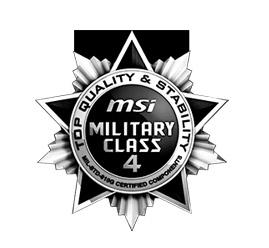 MSI GeForce GTX 1070 AERO OC 8GB GDDR5 Graphics Card Military Class 4 Components
