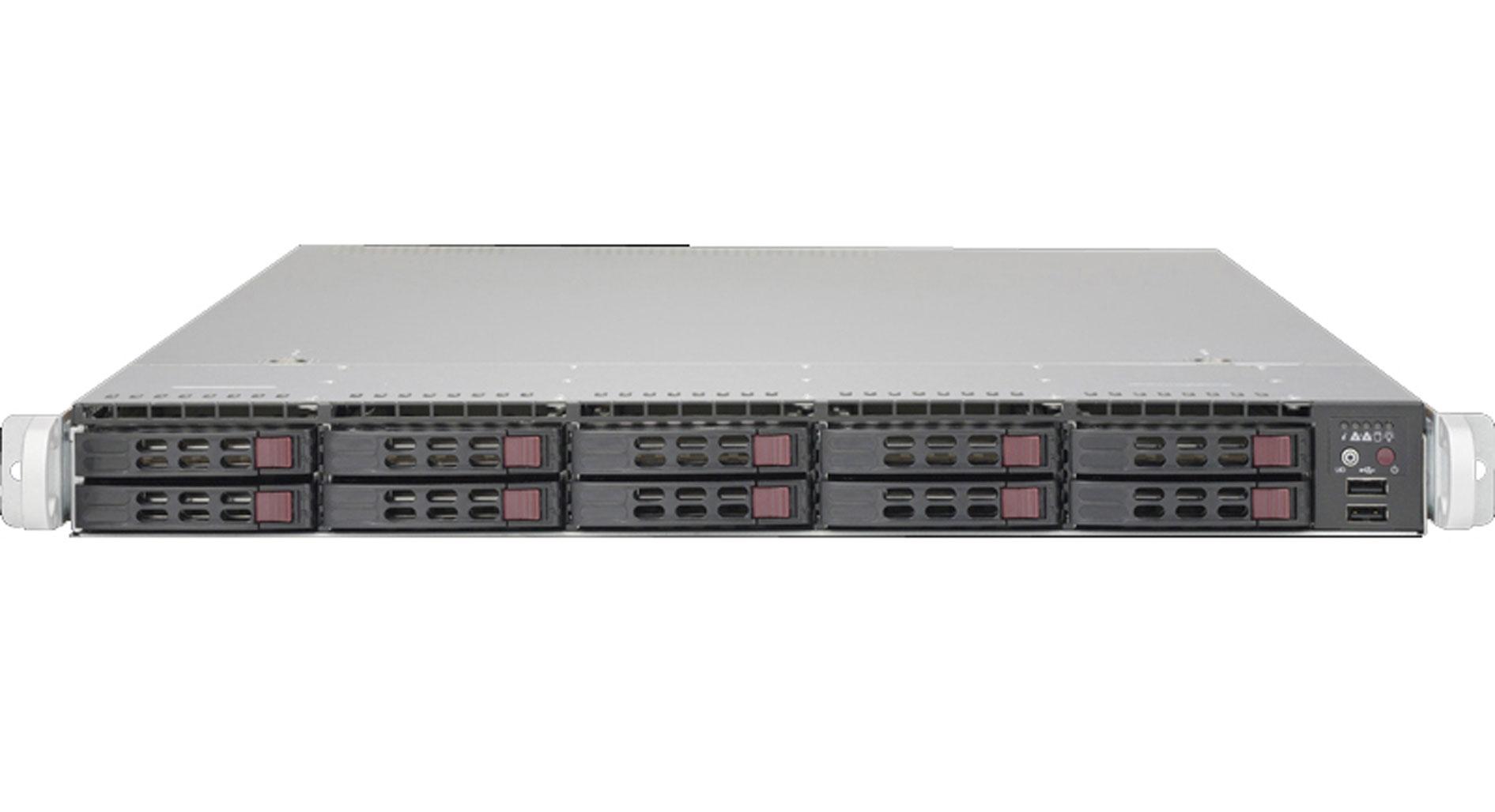 SuperMicro Dual Xeon E5 SuperServer image