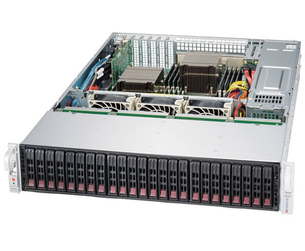 SuperMicro Xeon E5 12GB/s Storage Server image