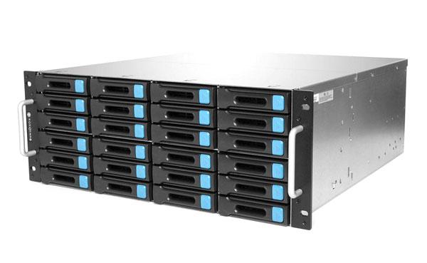 Novatech 4U 24-Bay Storage JBOD/DAS image