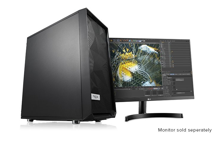 Novatech HyperStation PC Workstation - PC vs IMac Pro