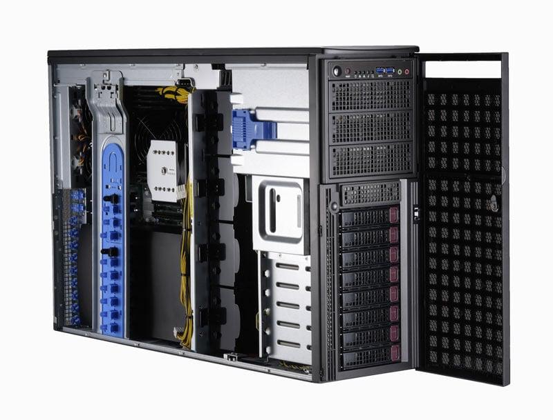 Novatech Deep Learning DL-DV3 Workstation