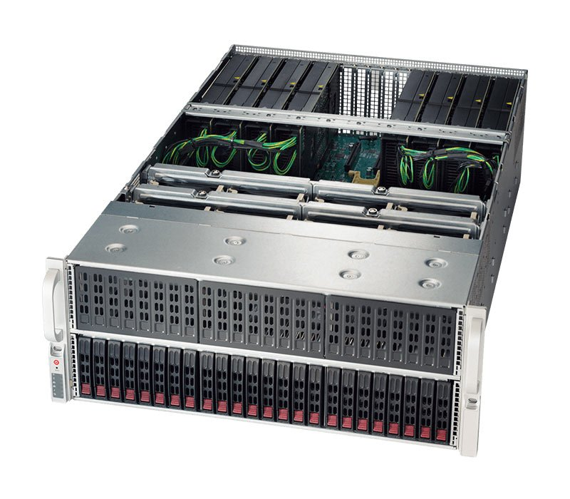 Novatech Deep Learning DL-TR3 Workstation