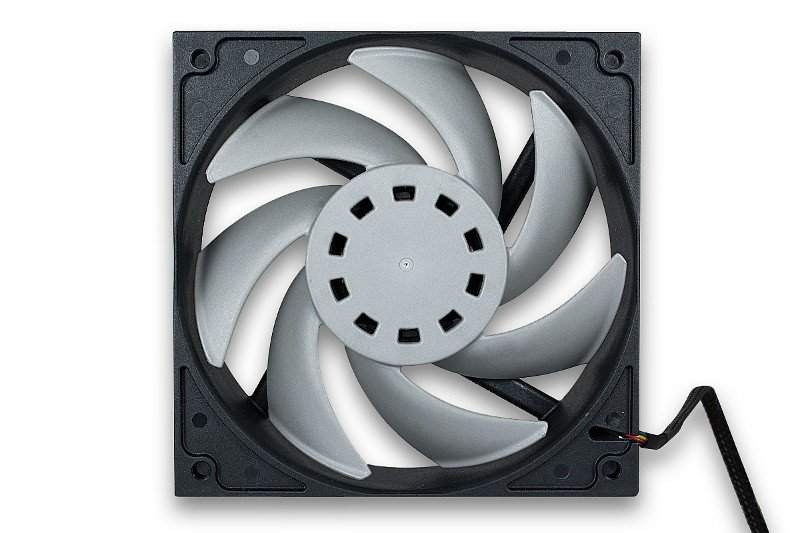 Fan for Watercooled PC