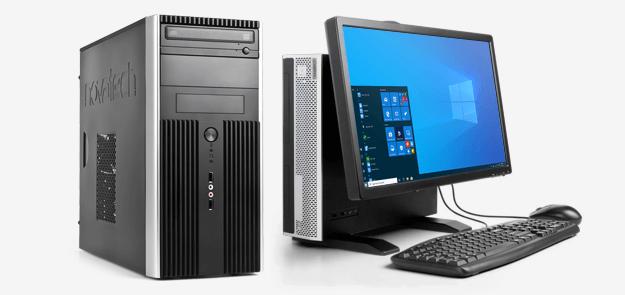 Novatech Desktops