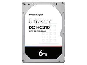 WD Ultrastar DC HC310 6TB 3.5And#34; Enterprise Hard Drive HDD